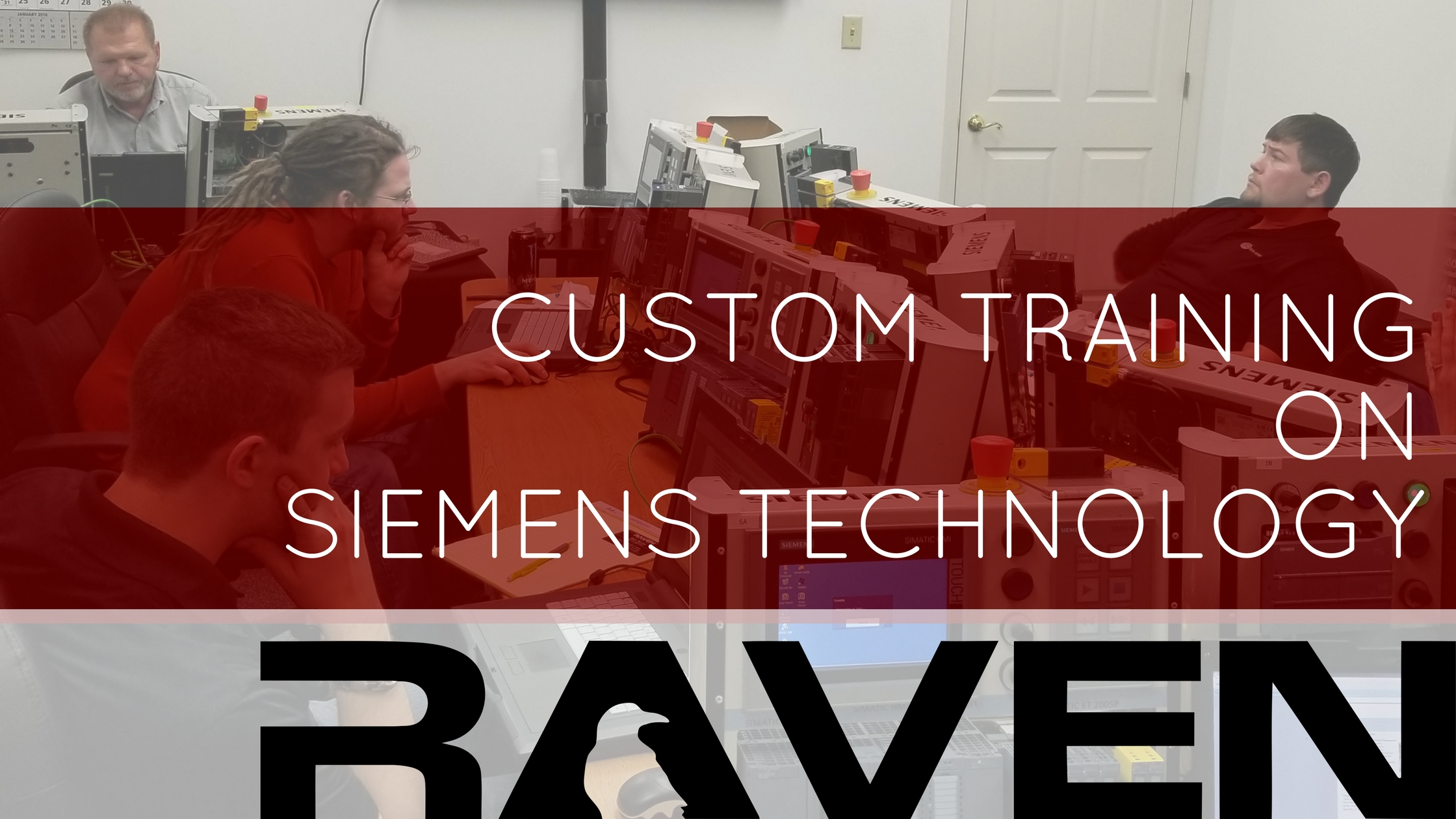 RAVEN-Siemens-training
